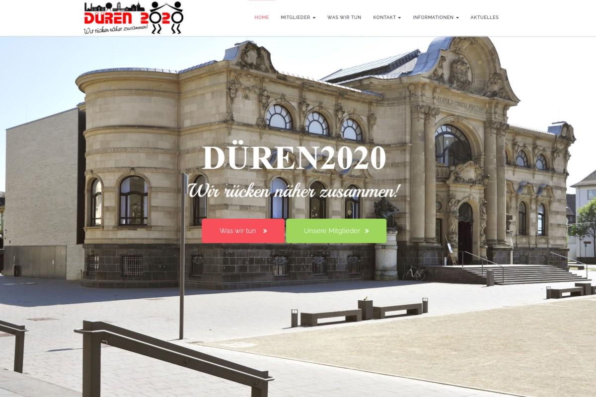 Düren2020 - Onlinebranchenbuch
