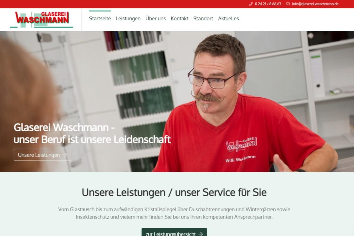 Glaserei Waschmann