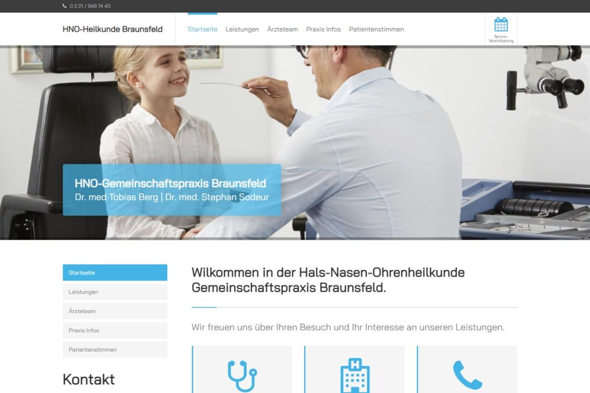 HNO-Heilkunde Braunsfeld