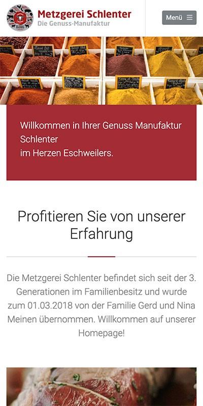 Metzgerei Schlenter