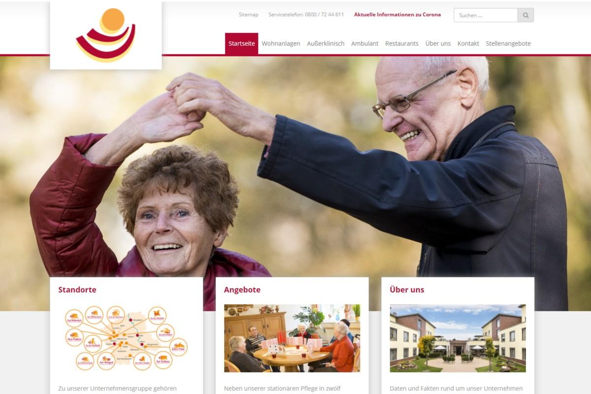 Wohnanlagen für Senioren und Behinderte Köttenich