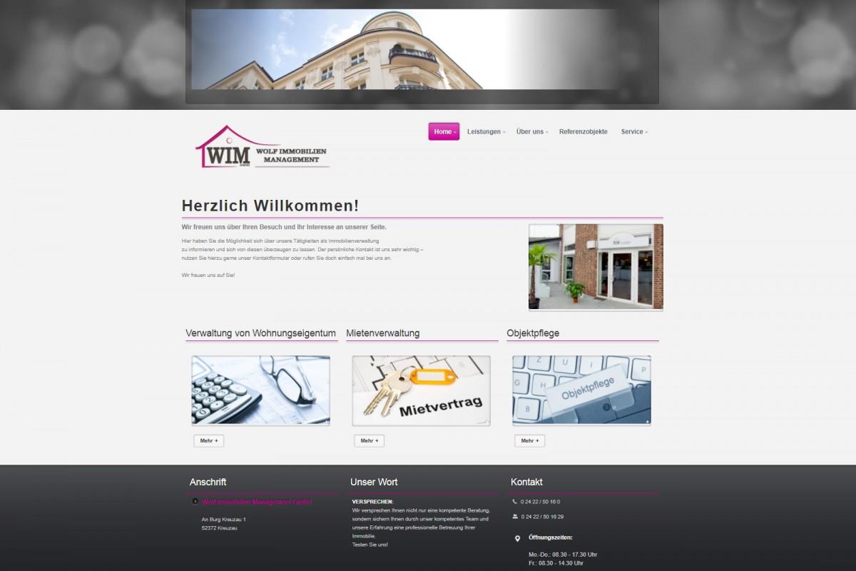 Wolf Immobilien Management GmbH